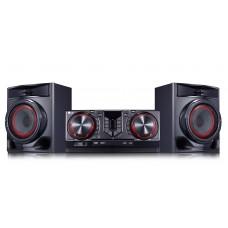 Музыкальный центр LG CJ44 с Bluetooth