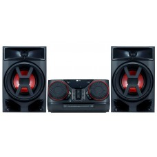 Музыкальный центр LG CK43 с Bluetooth