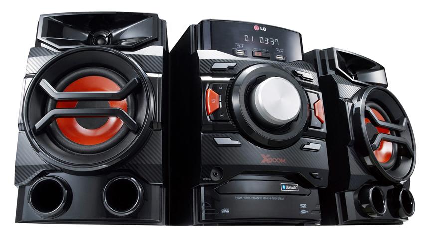 Аудио техника LG