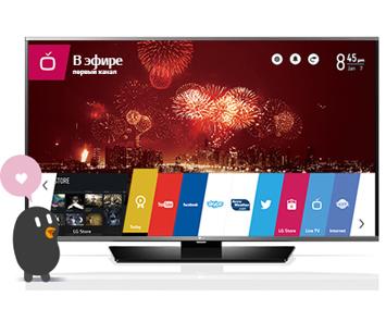 LG Smart TV Телевизоры